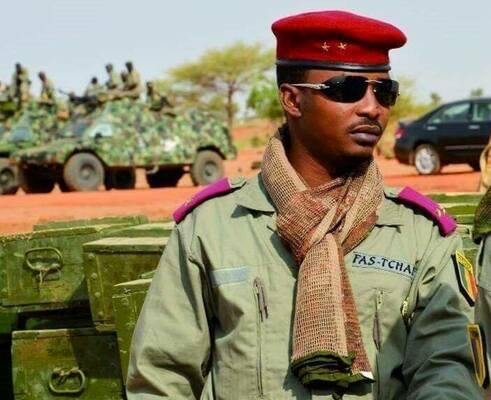 Синът на убития президент на Чад го наследява