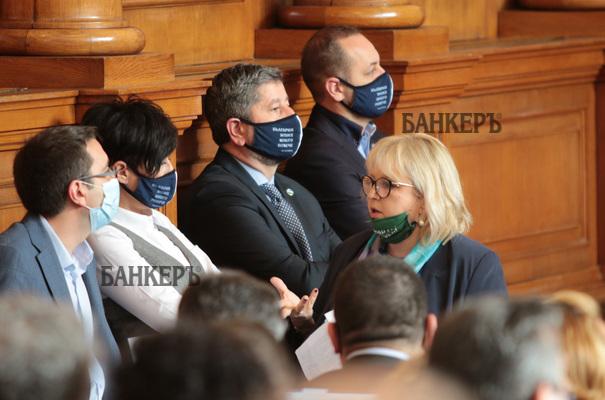 """НС ще разгледа предложението за анкетна комисия за """"Росенец"""""""
