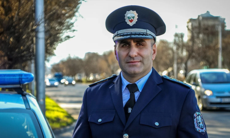 """Нова рокада в ОДМВР-Пловдив: Смениха шефа на """"Охранителна полиция"""""""