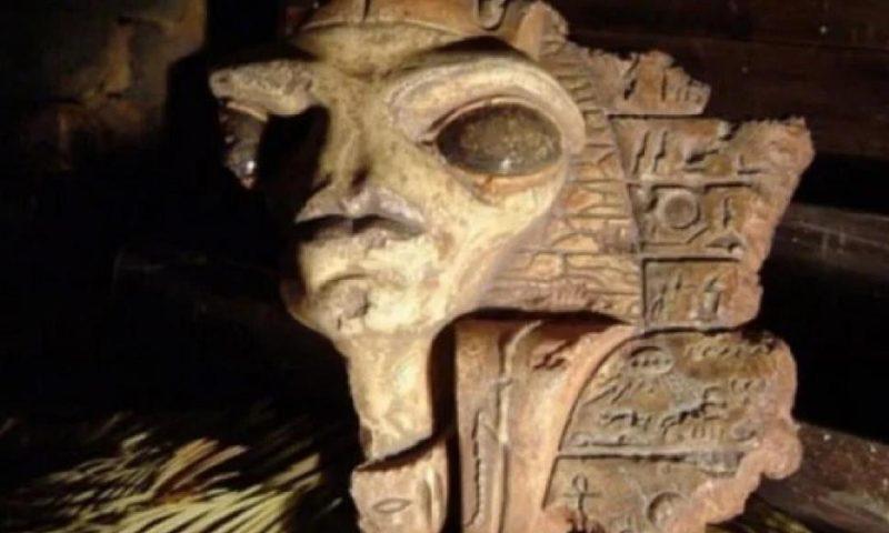 ОТ ДРУГА ПЛАНЕТА: Извънземни хибриди ли са египетските фараони?