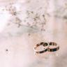 Сребърни пръстени за абитуриентския бал