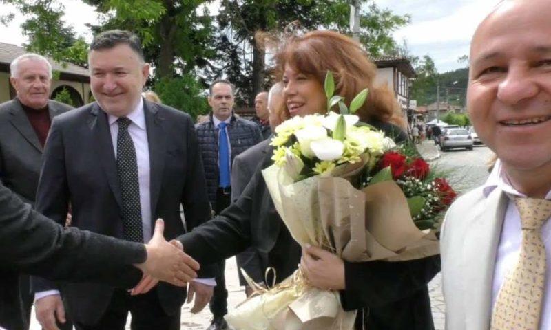 Вицепрезидентът с коментар в Калофер за изборите и служебния кабинет