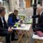 Главният прокурор черпи с кафе Митко Чорапа на Главната
