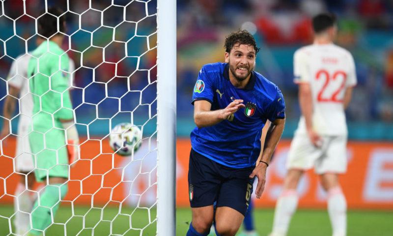 Италия няма спирачки! Прегази Швейцария и вече мисли за елиминациите (ВИДЕО)