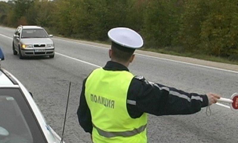 Полицейска операция за проверка на водачи на МПС, употребили алкохол или наркотични вещества