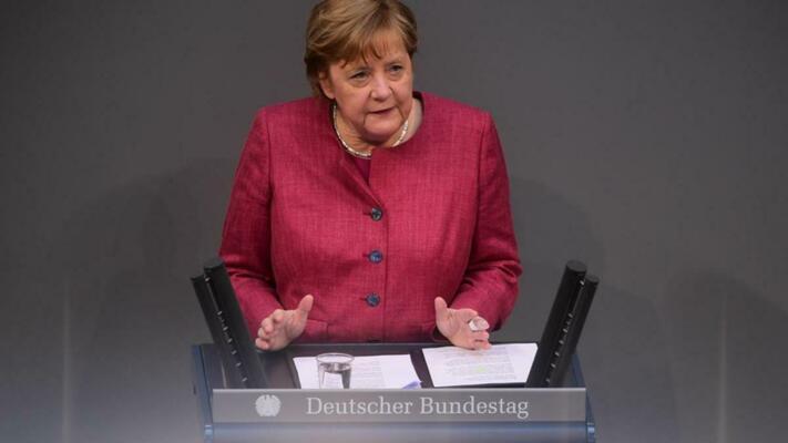 Християндемократите на Меркел печелят изборите в провинция