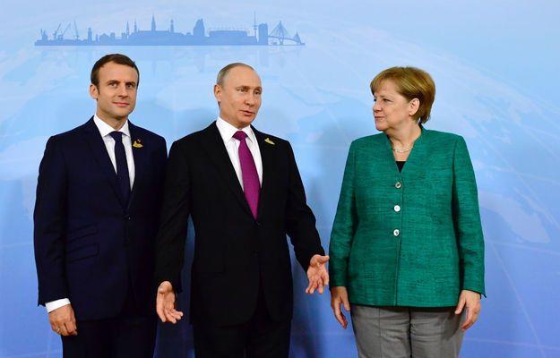 И Франция и Германия искат да се срещат с Путин