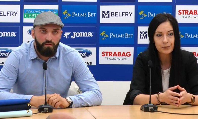Palms Bet иска да удължи сътрудничеството си с Левски (ВИДЕО)