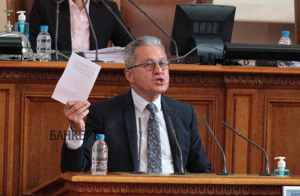 Йордан Цонев не иска ДПС да подкрепя мнозинство около ИТН